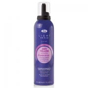LISAP Light Scale Care Anti Yellow Mousse 250 ml..